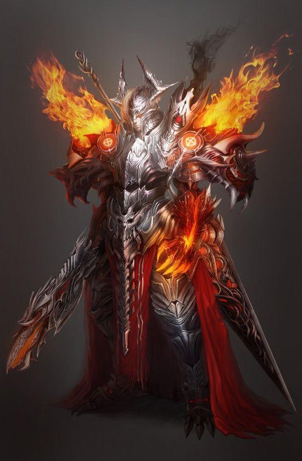 white knight - Google Search | Fantasy armor, Dark fantasy ...