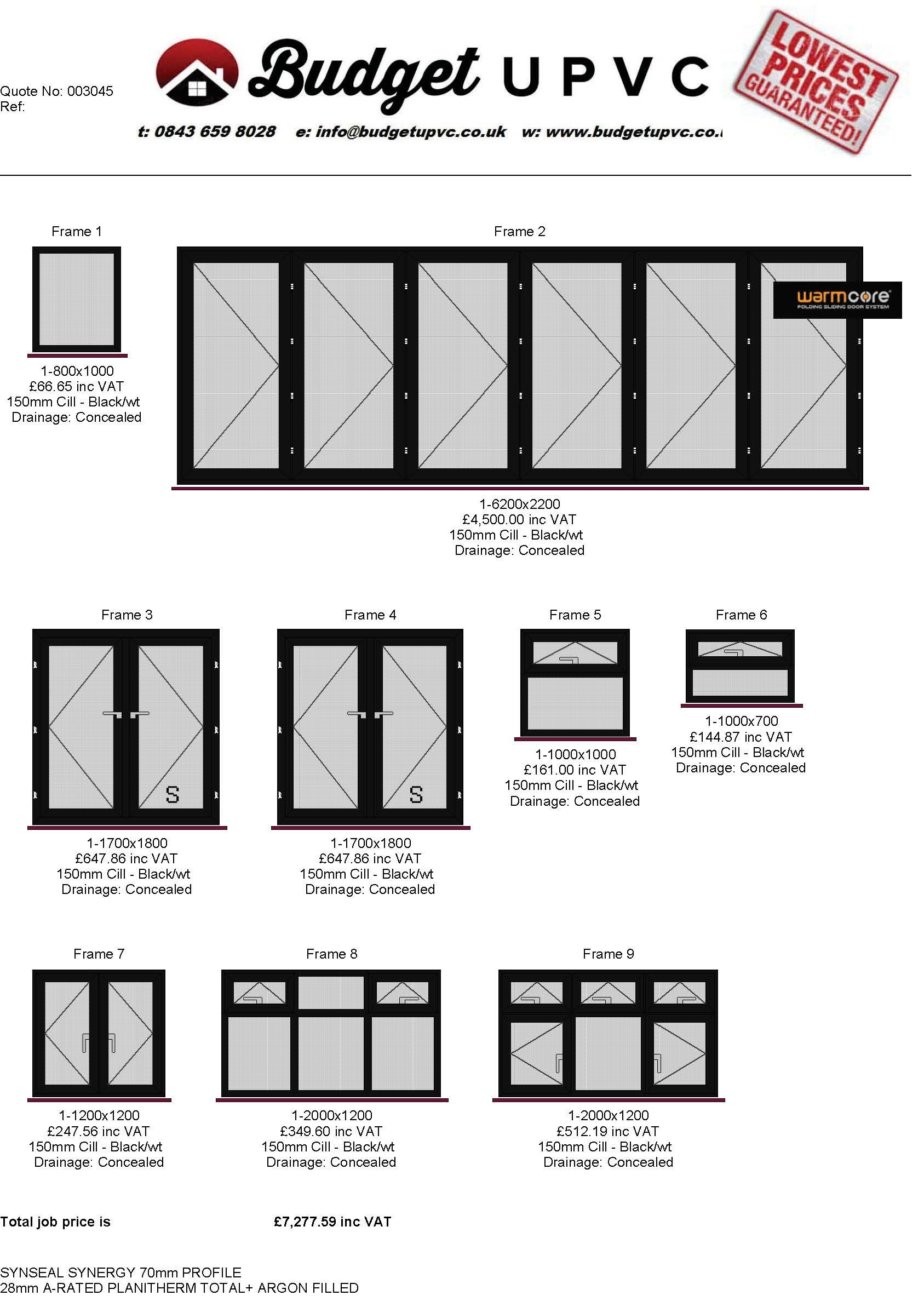 official photos 6a025 71383 Pin on Double Glazed Upvc Windows And Doors