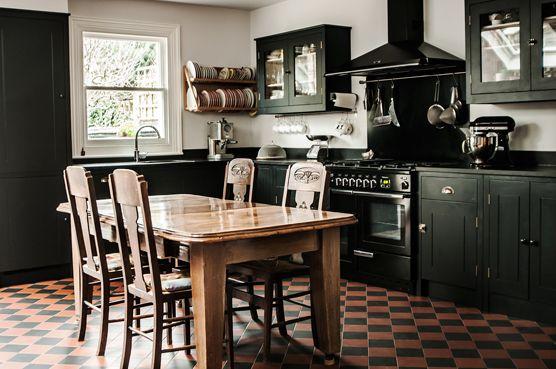 British Standard Cupboards By Plain English  The Kitchen  Case Simple Standard Kitchen Design Decorating Design