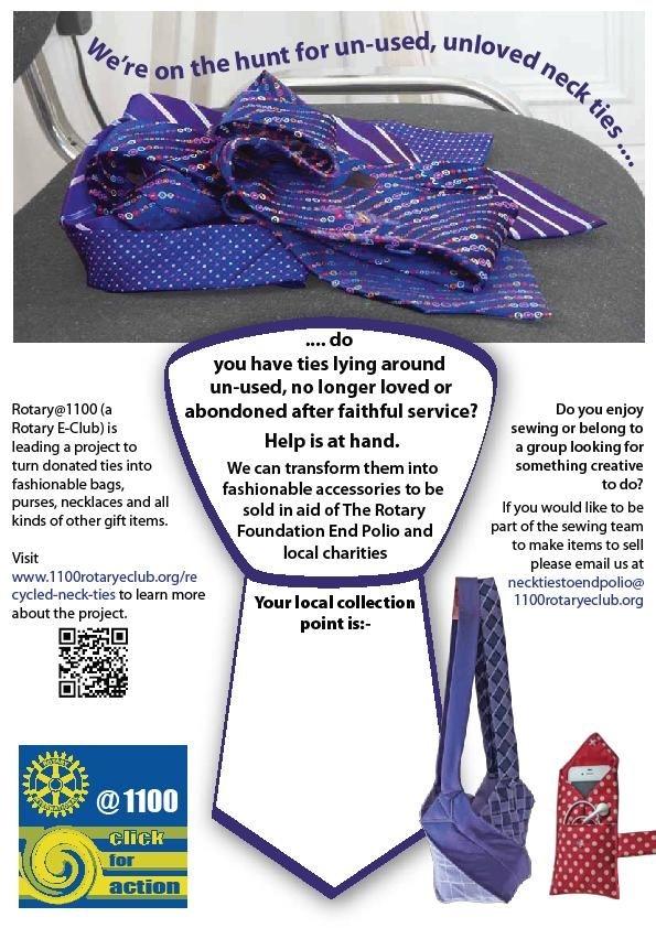 Wanted TIES , this must be the easiest way to help