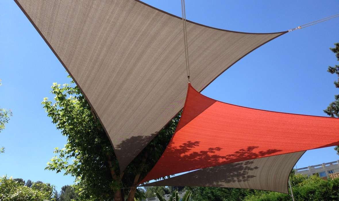 Voile D Ombrage Grand Vent voile d'ombrage australe 220 - voile d'ombrage résistante au