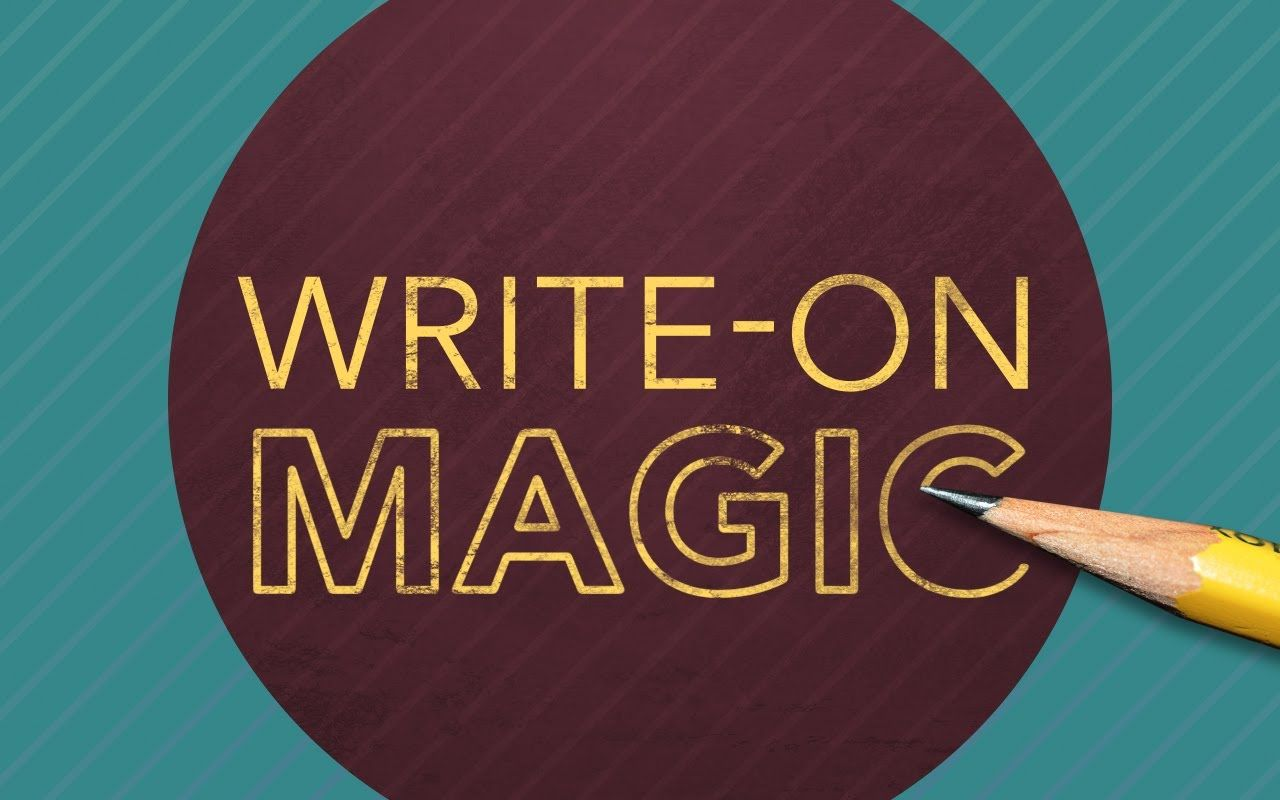 Write-On Magic - After Effects Tutorial