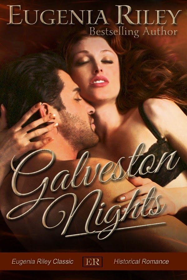 A Girl and Her Kindle: Read an Excerpt From Galveston Nights by Eugenia Riley