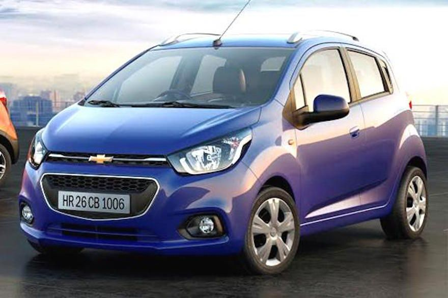Next Gen Chevrolet Beat India Launch In Early 2017 Chevrolet