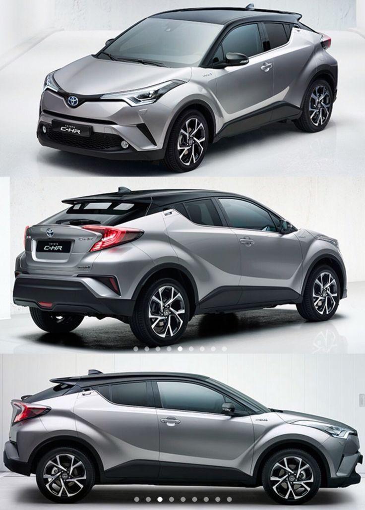 Toyota Chr Suv Cars Toyota Suv Toyota Hybrid