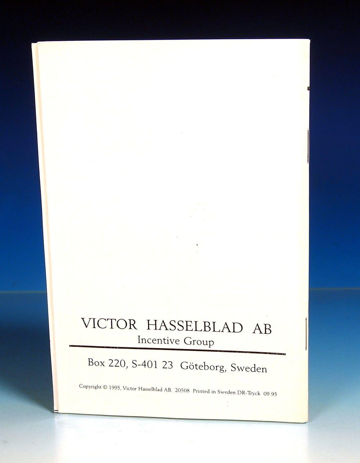 Details zu Hasselblad FE-Objektive Gebrauchsanleitung instruction ...