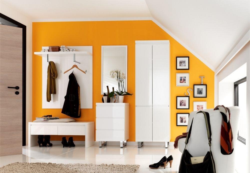 schlafzimmer weie mbel welche wandfarbe sintia v garderobe tlg hochglanz weiss modern minimalistisch