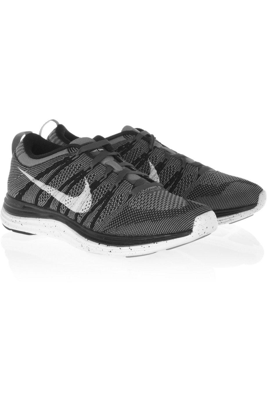 Nike Lunar Flyknit 1 Sneakers Net A Porter Com Nike Free