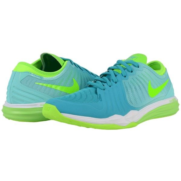 Nike Dual Fusion TR 4 Print (Energy/Electric Green/Hyper.
