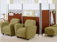 For office furniture with personality, choose Chameleon from National