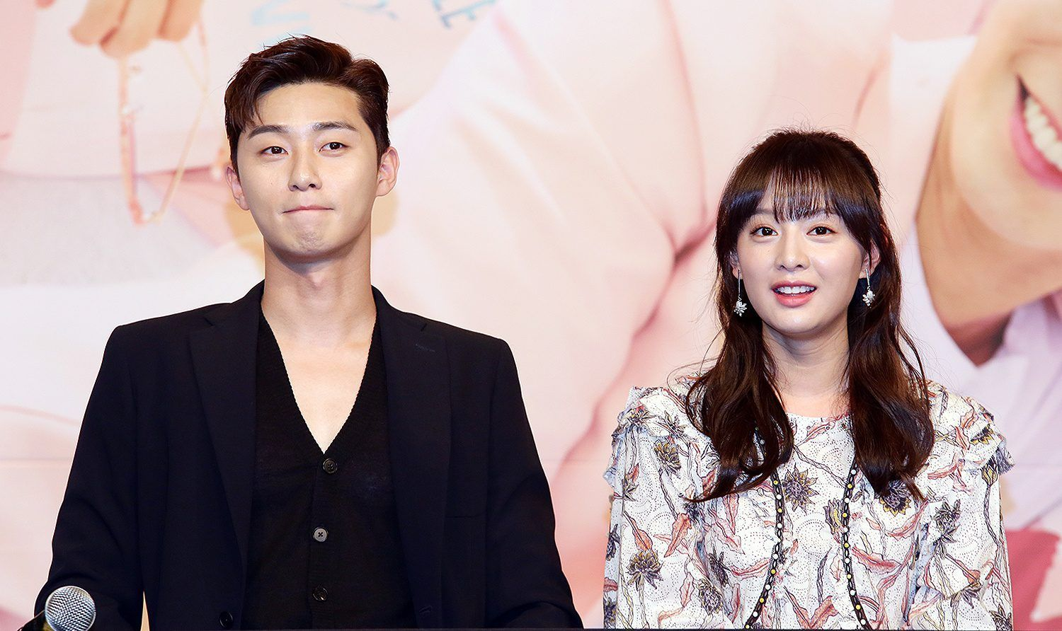 Park Seo Joon And Kim Ji Won Say They Will Get Married Under One Condition Koreaboo In 2021 Kim Ji Won Getting Married Seo Joon