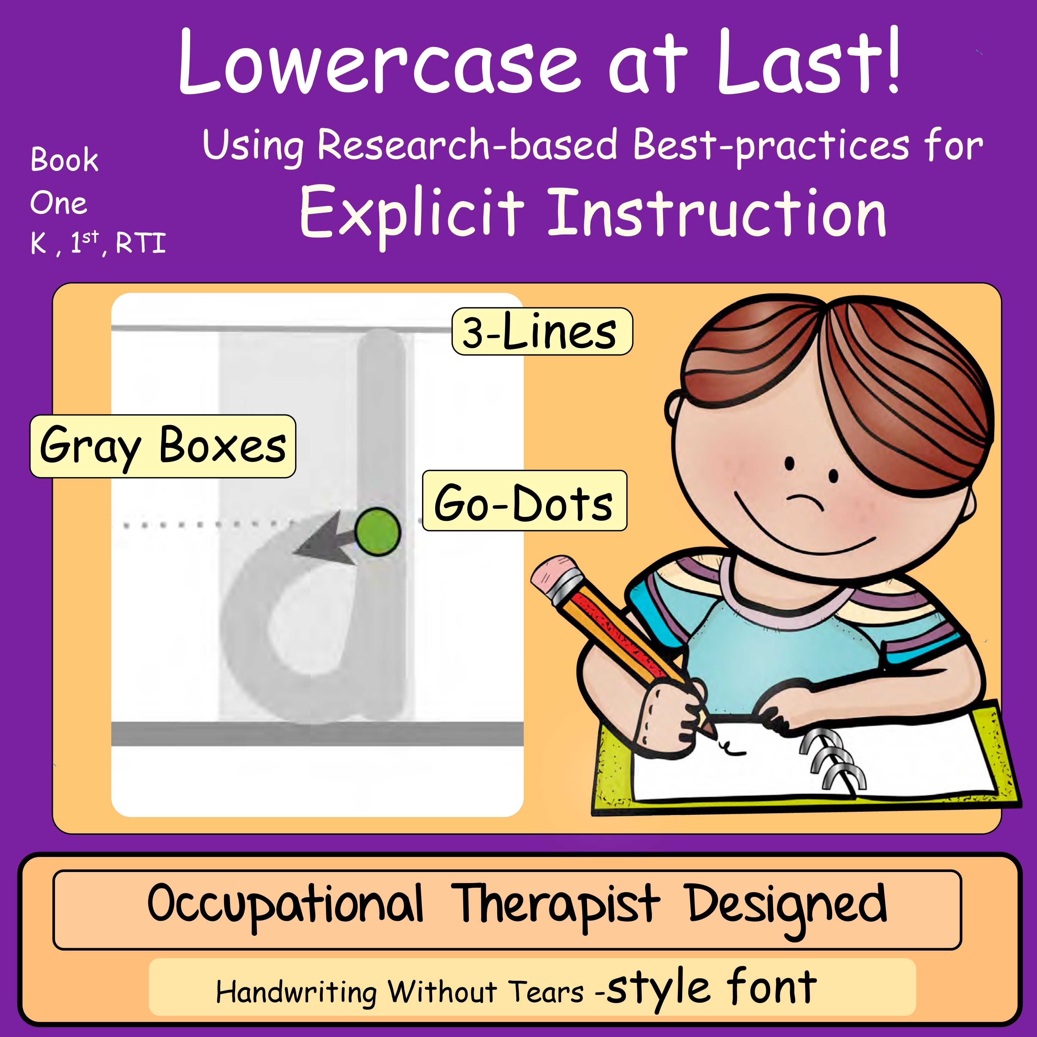 Handwriting Bundle Hwt Style Font Your Therapy Source Expected reading level grade victoria