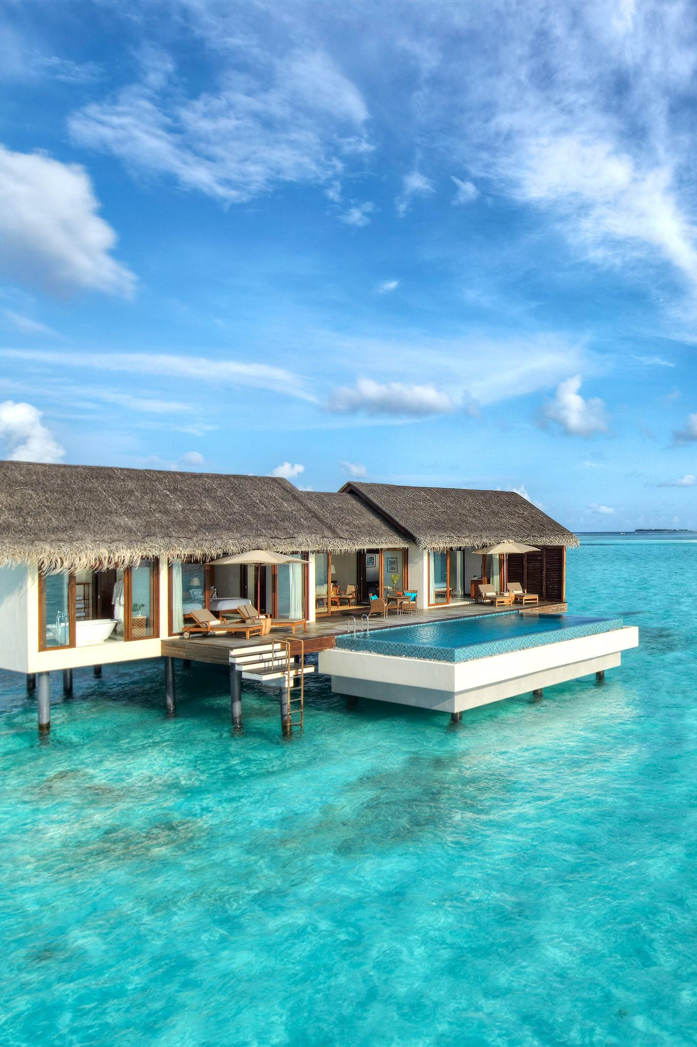 The Residence Maldives Maldives Destinations 19 Pinterest - Tahiti-a-exotic-residence