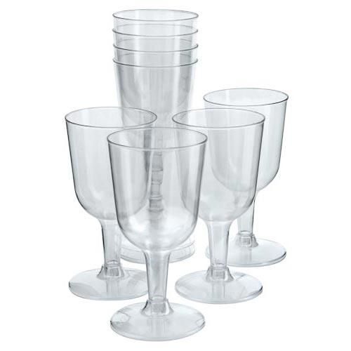 Plastic Goblets In Bulk 144 X Plastic Disposable Wine Glasses For Party Bbq Bulk Wholesale Lo Disposable Wine Glasses Plastic Wine Glasses Plastic Wine Glass