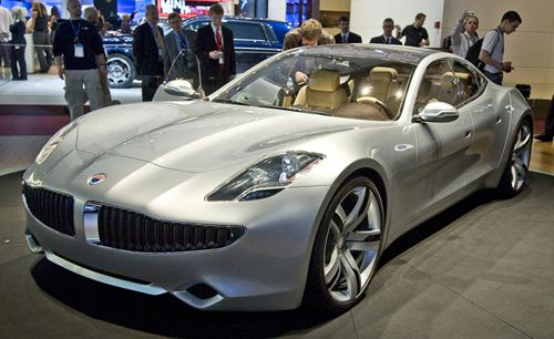 Fisker Karma High End Cars Car Buyer Sports Cars