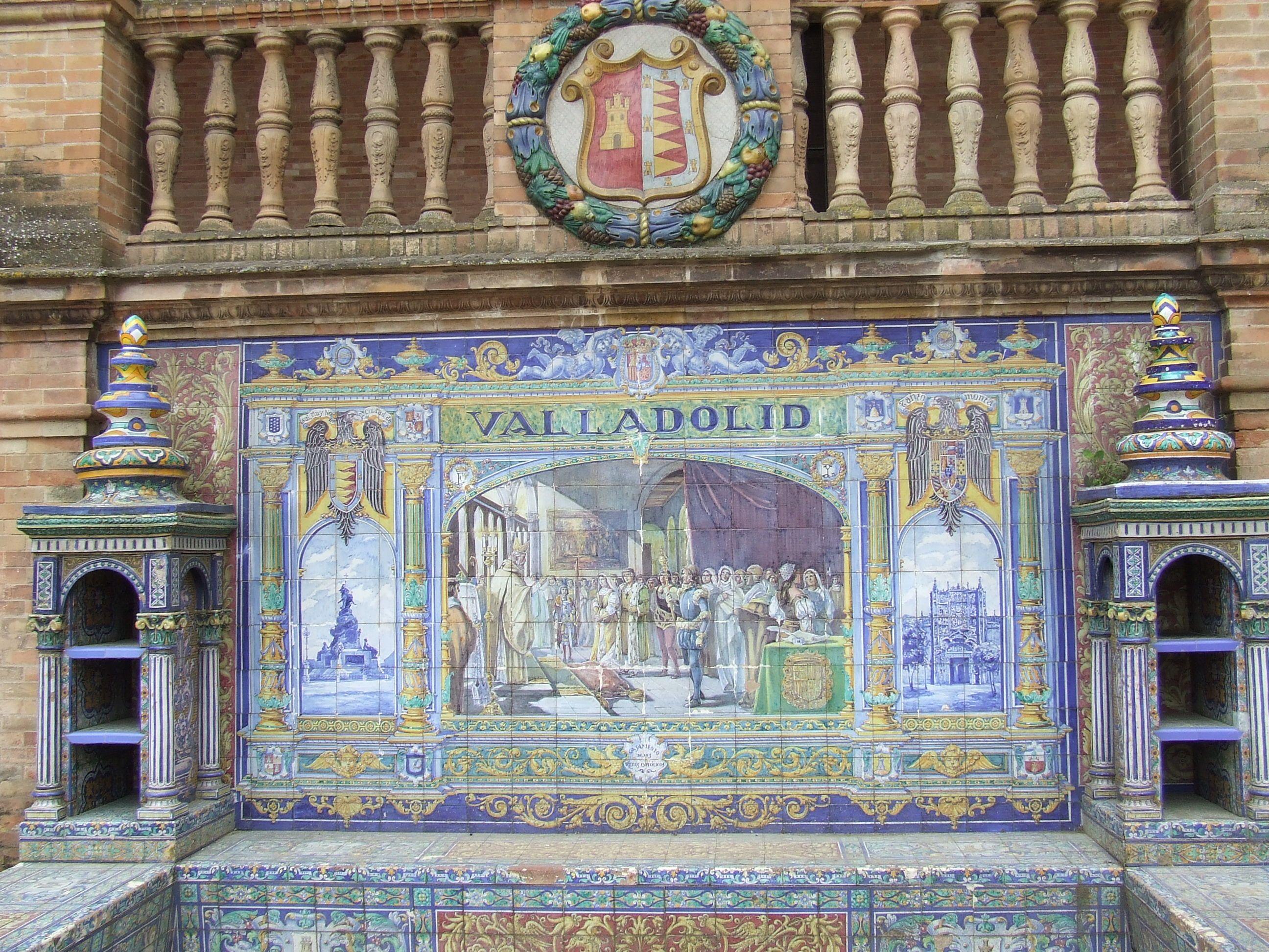 Pin de alfonso irene jim nez en sevilla obra del for Azulejos cadiz