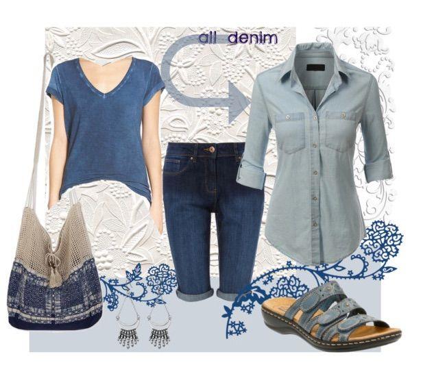 2577b7405cd19 Flattering Summer Fashion for Women Over 50