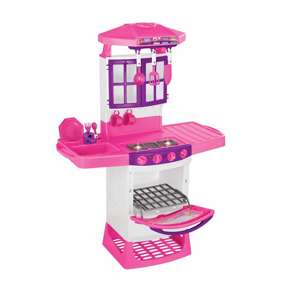 Conhe A A Sensacional Cozinha M Gica Eletr Nica Da Magic Toys Um