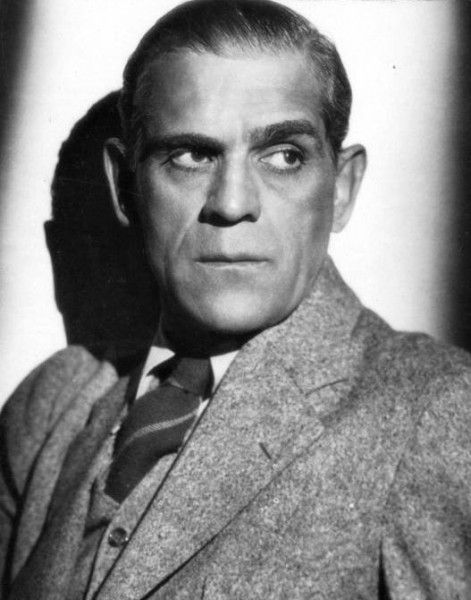 boris karloff interview