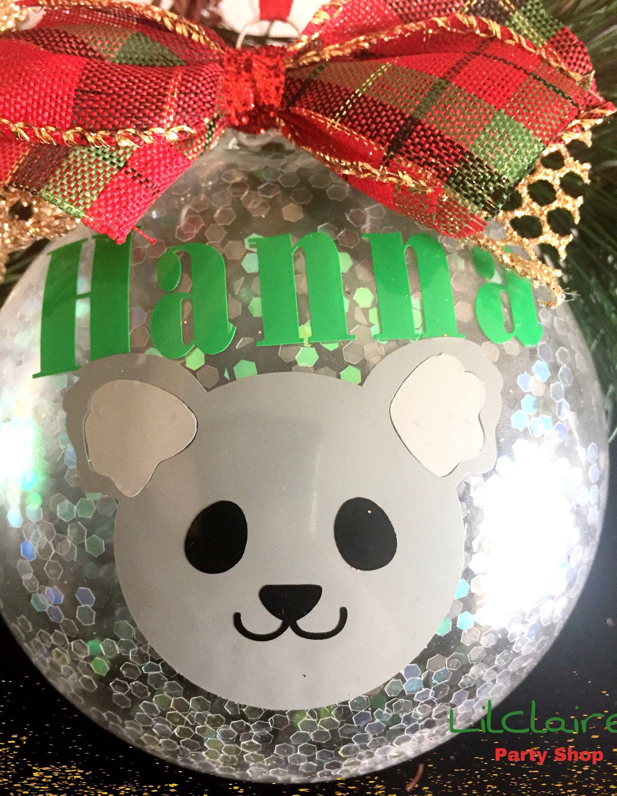 Koala Ornament, Kids ornaments by on