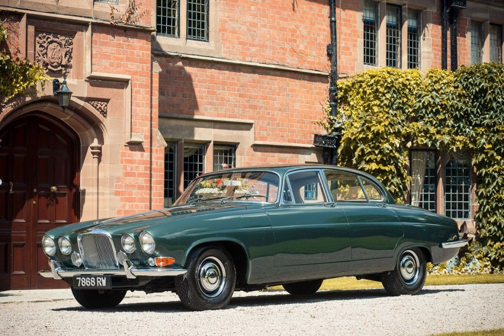 Jaguar Honors Heritage by Restoring Classic Cars | LUXUO | Moves the ...
