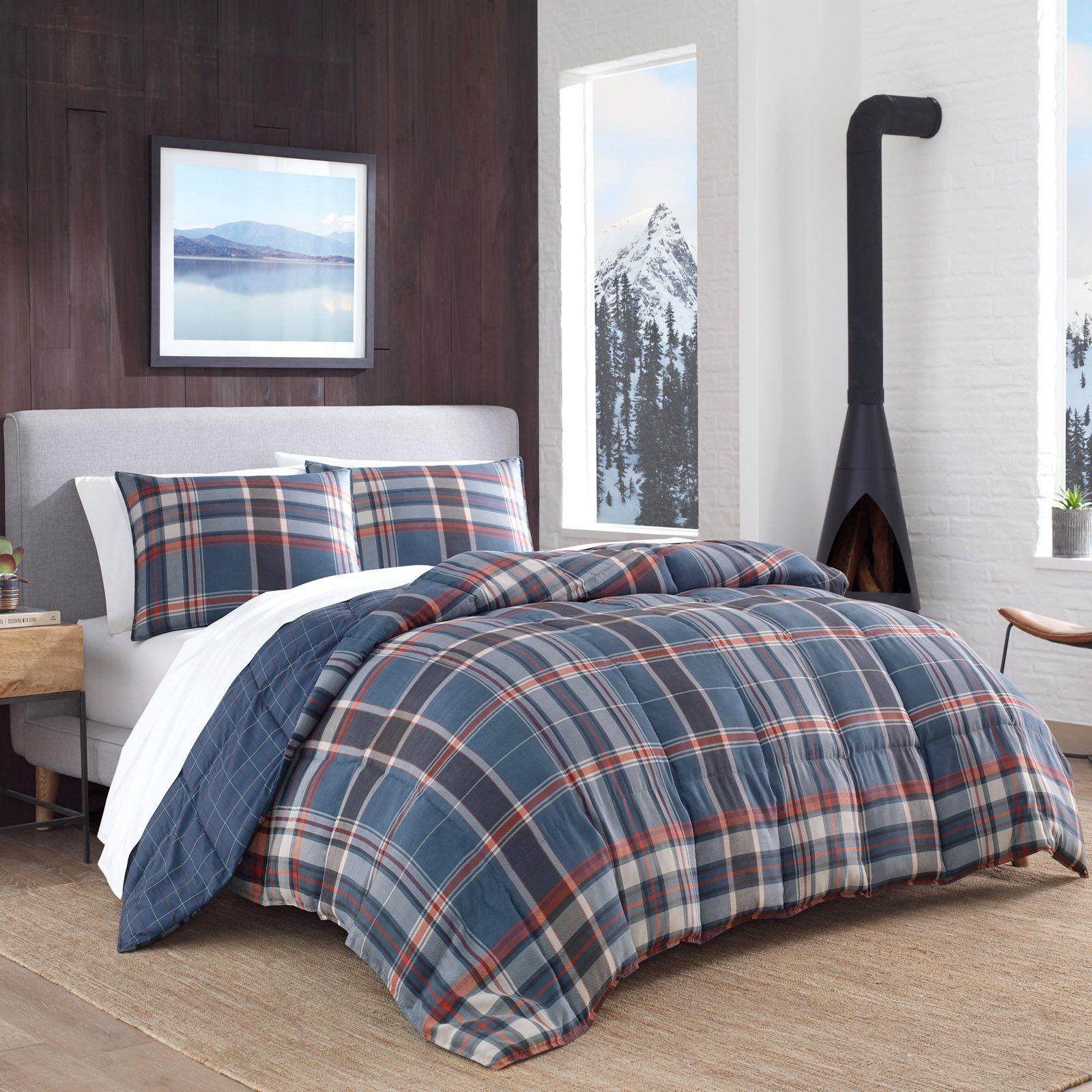 Shasta Lake Comforter Set by Eddie Bauer, Size King