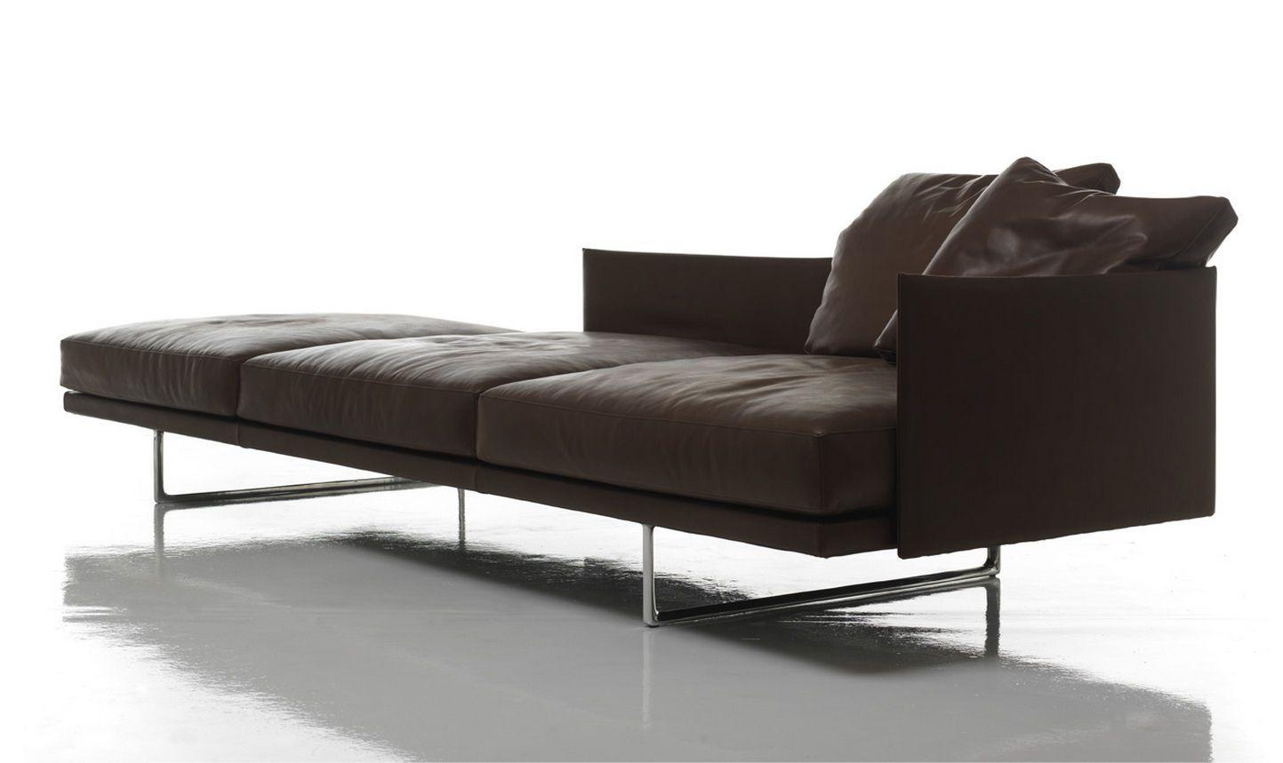 Modular sofa / contemporary / by Piero Lissoni 185-188 TOOT Cassina