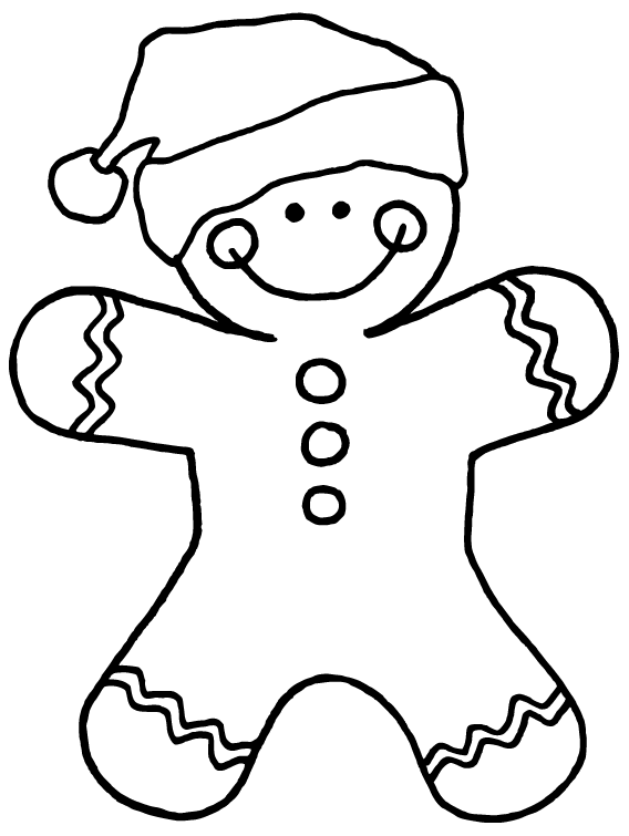Free Gingerbread Man Digital Stamp Printable Christmas Coloring Pages Christmas Coloring Sheets Christmas Coloring Pages