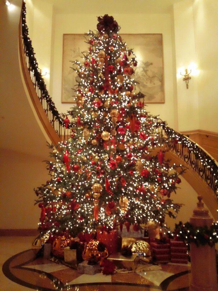 Four Seasons Hotel Las Vegas #christmastree