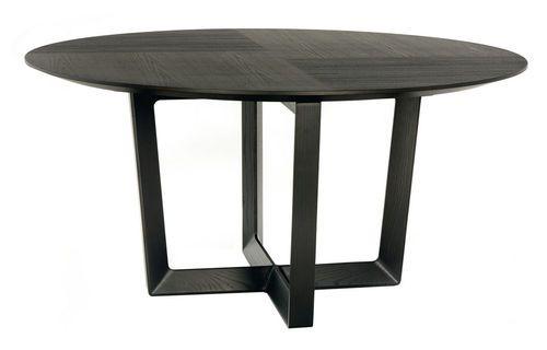 Tavolo Frau ~ Last tavolo fisso in vetro tavolo fisso con basamento in fibra