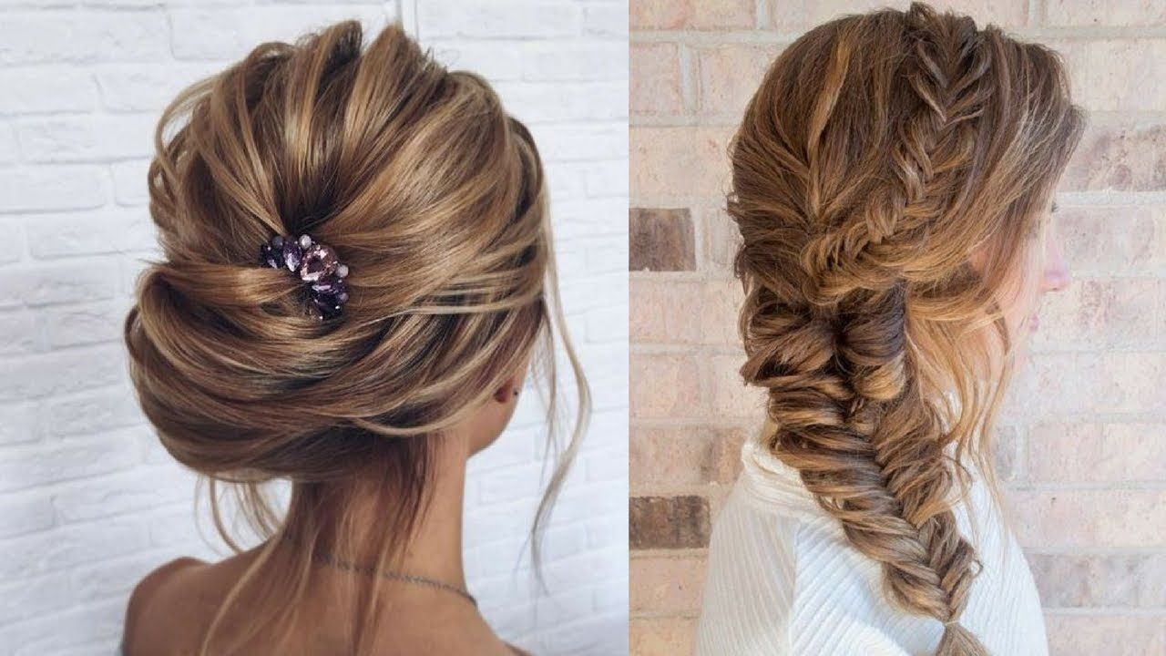 Easy hairstyle step by step tutorial make in pinterest