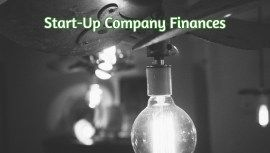 Start-Up Company Finances [Interview]   The process of going from idea to start-up business to big enough for an IPO (initial public offering) is filled with adventures.