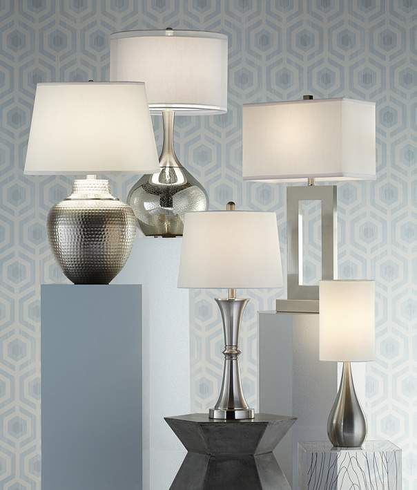 Possini Modern Mercury Glass Table Lamp Id Lights Silver Table Lamps Mercury Glass Table Lamp Table Lamps Living Room #silver #lamps #for #living #room