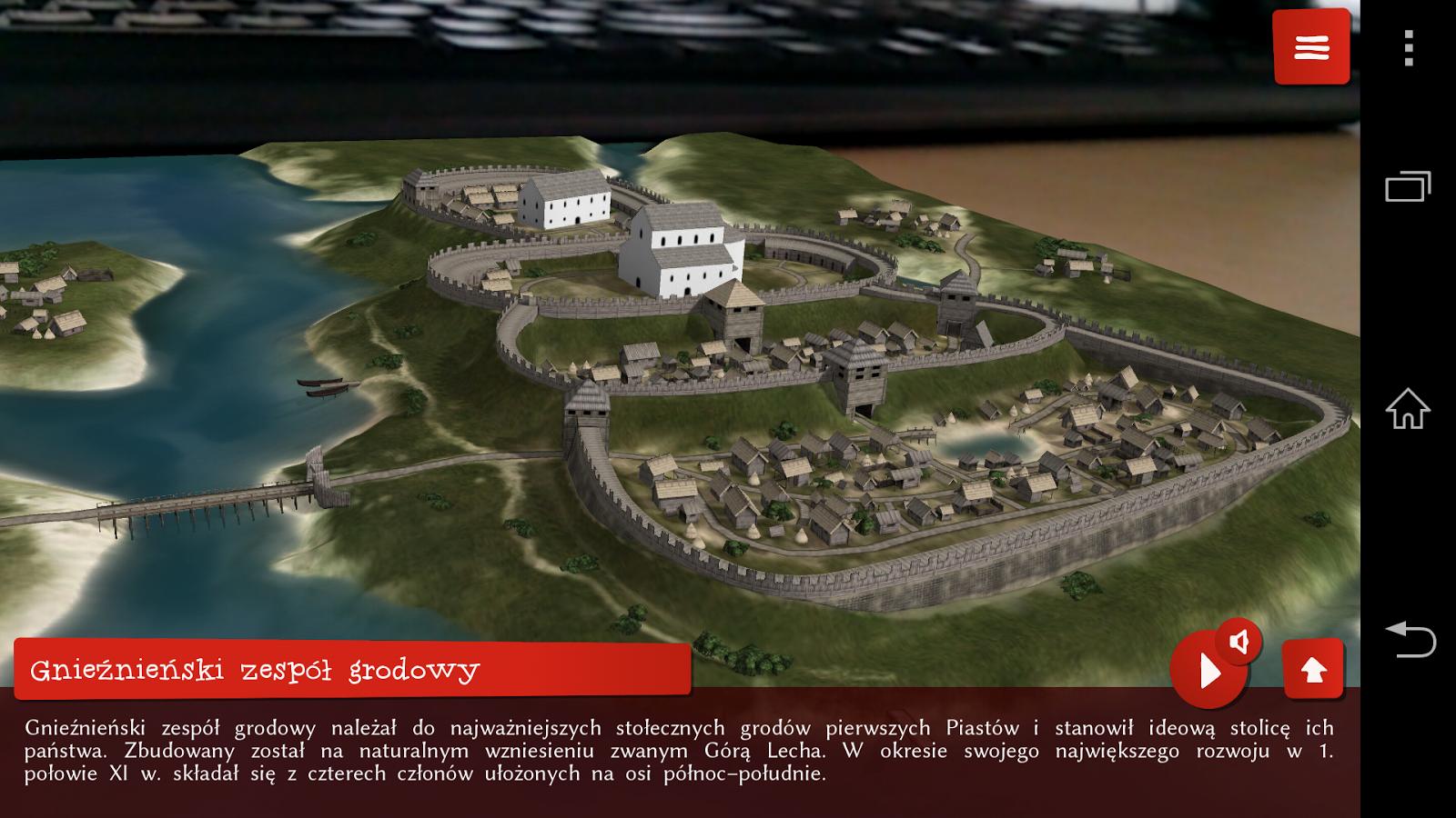 Gniezno 3D - screenshot