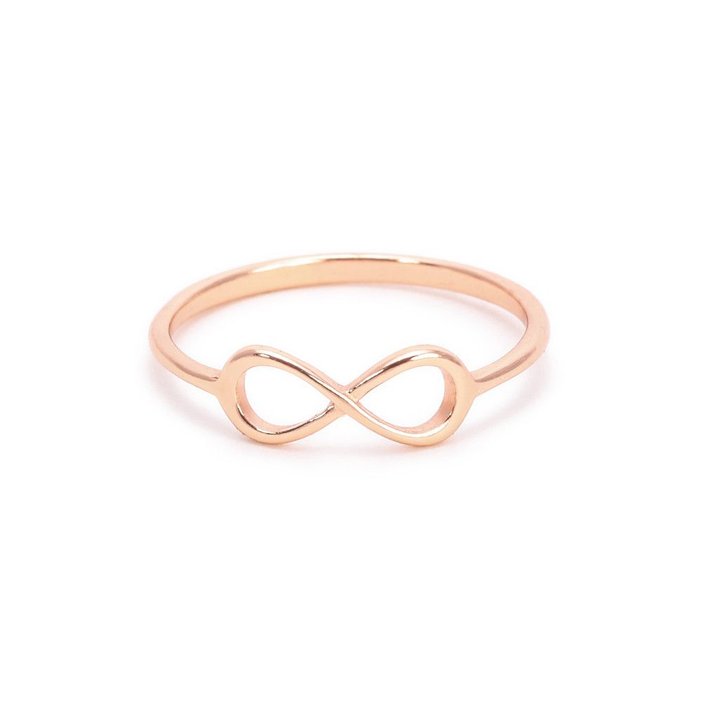 sterling products diamonere ring infinity silver