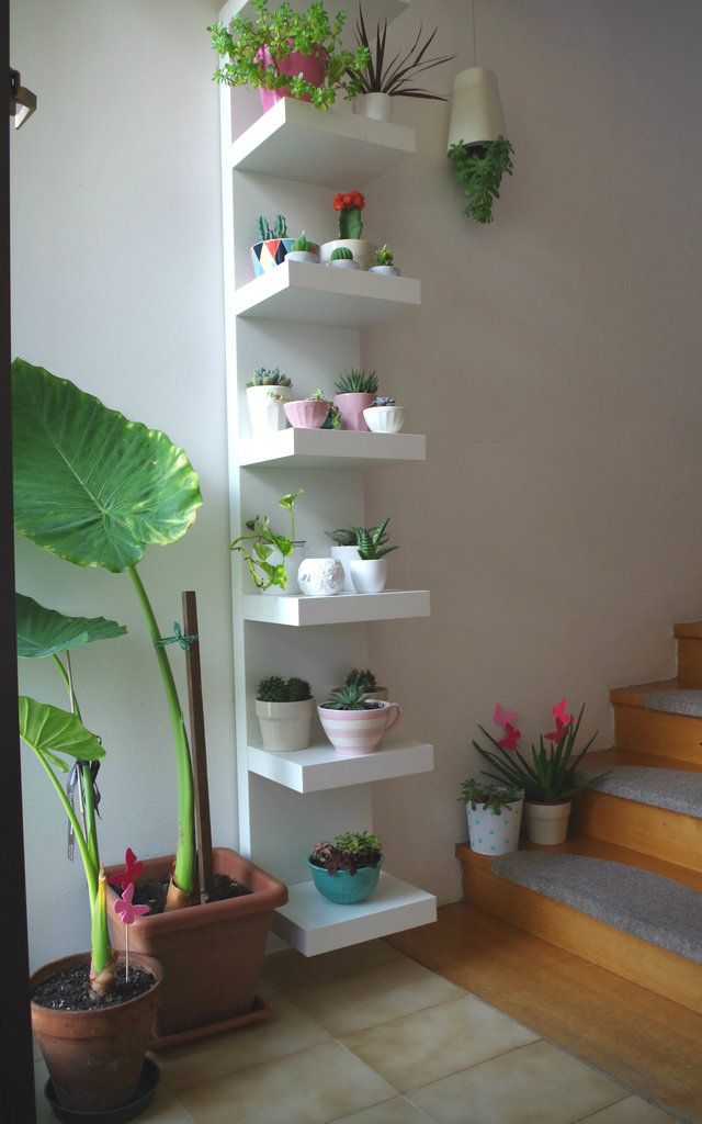 Urban jungle bloggers my plant gang by thatsmonique casa terrazas terrace jard n de - Lack ikea libreria ...