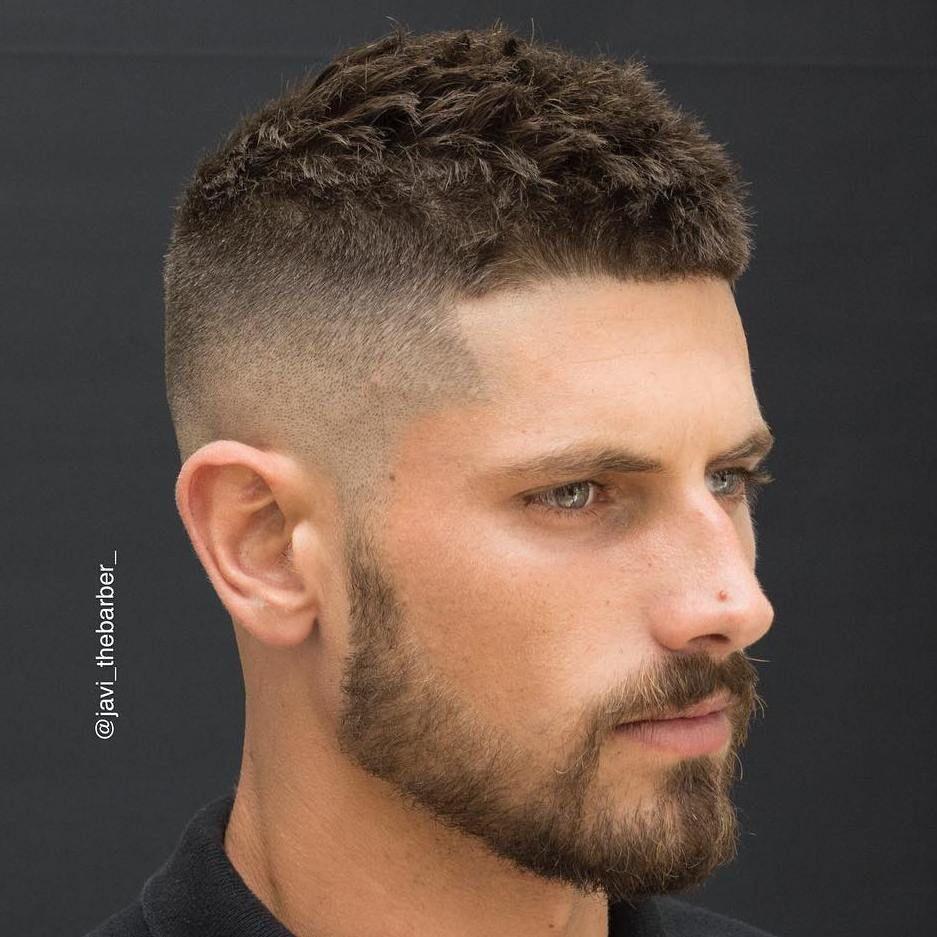 30 Spiky Hairstyles for Men in Modern Interpretation   Thick hair styles,  Short hair styles, Mens hairstyles short