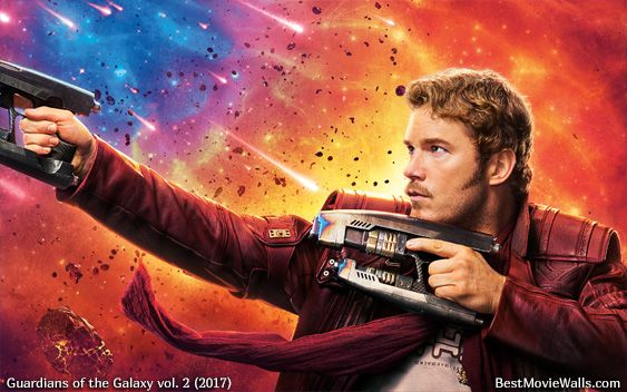 Gotg2 Chris Pratt As Starlord Hd Wallpaper Guardians Of The Galaxy Gaurdians Of The Galaxy Star Lord