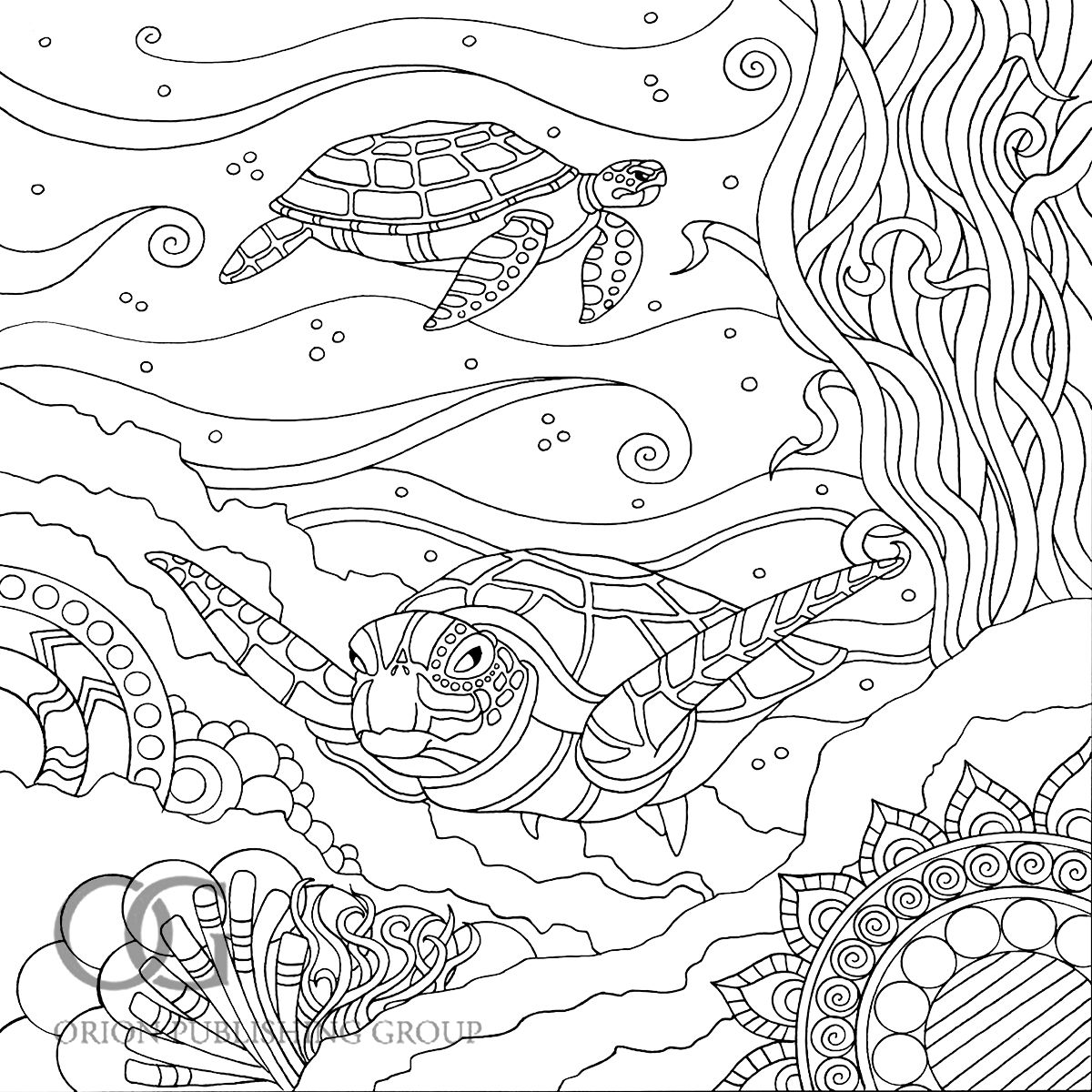 Colouring sheets underwater - Find This Pin And More On Icolor Underwater