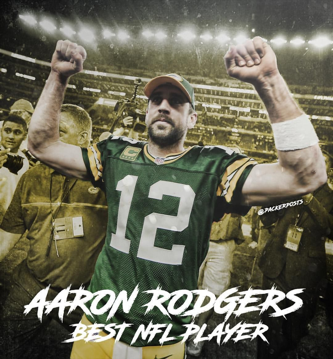 Aaronrodgers12 Takes Home The Espy For Best Nfl Player Over Tom Brady Zeke Elliot Khalil Mack Sweeeeettt Green Bay Packers Fans Nfl Players Green Bay