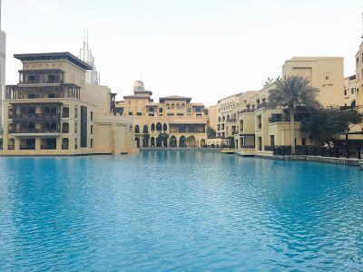 Maryam Rana: Travel Experiences: Dubai, UAE