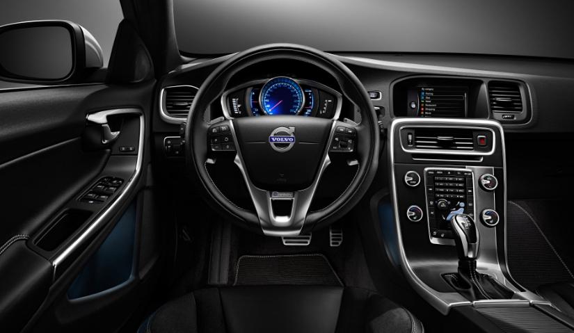 2018 Volvo V60 interior | NewAutoReport | Pinterest | Volvo v60 and ...