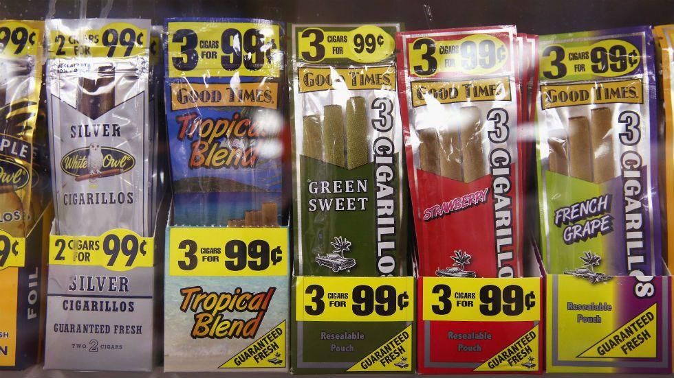 #FDA cracks down on flavored cigarettes labeled as cigars - The Hill: The Hill FDA cracks down on flavored cigarettes labeled as cigars The…