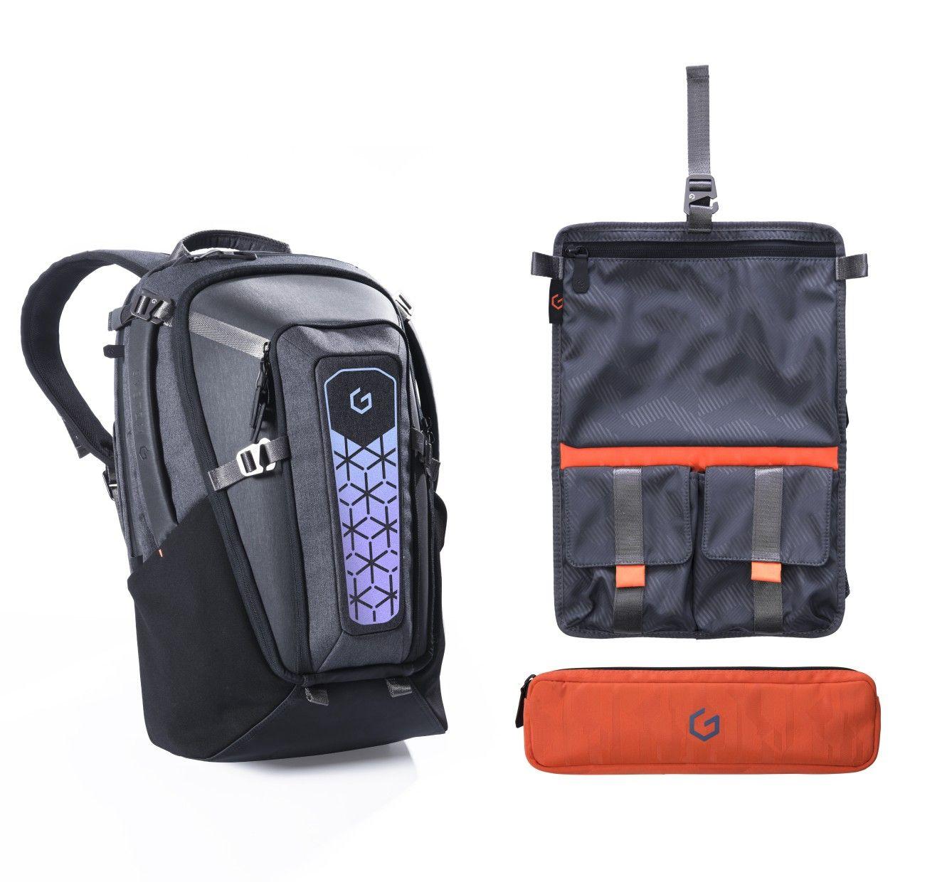b9784d28b2fb Waterproof Travel Backpack Kickstarter | Building Materials Bargain ...