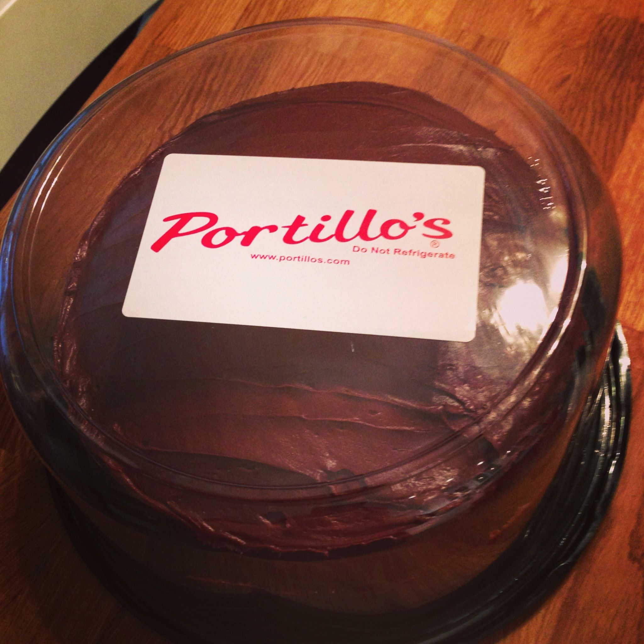Wedding cake, Portillo's Chocolate Cake! | Hospitality Mgmt ...