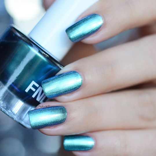 Shady_Lady_FNUG_7 douchrome nails