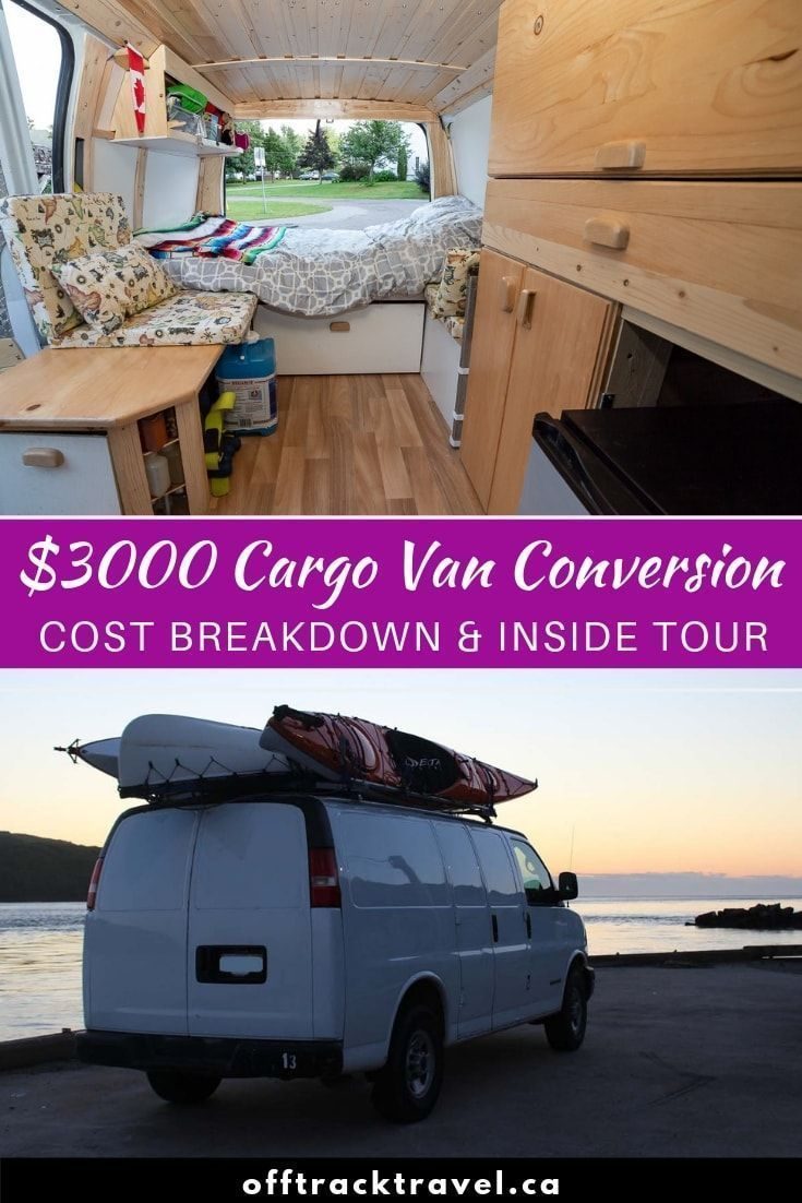 Photo of Do you want to live the Vanlife? Click here for full details of our GMC Savana v…