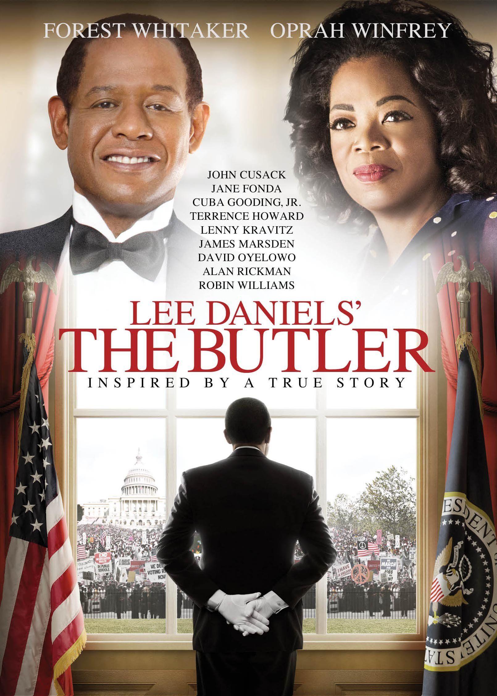 The Butler (2013) Drama, 'The Butler' vertelt het waargebeurde verhaal van Eugene Allen (Forest Whitaker), een kamerheer die meer dan drie decennia actief is geweest in het Witte Huis. Hij was in dienst van acht verschillende presidenten. Zijn carrière begon in 1952 toen Harry Truman de regerende president was en eindigde uiteindelijk in 1986, ten tijde dat Ronald Reagan president van Amerika was.