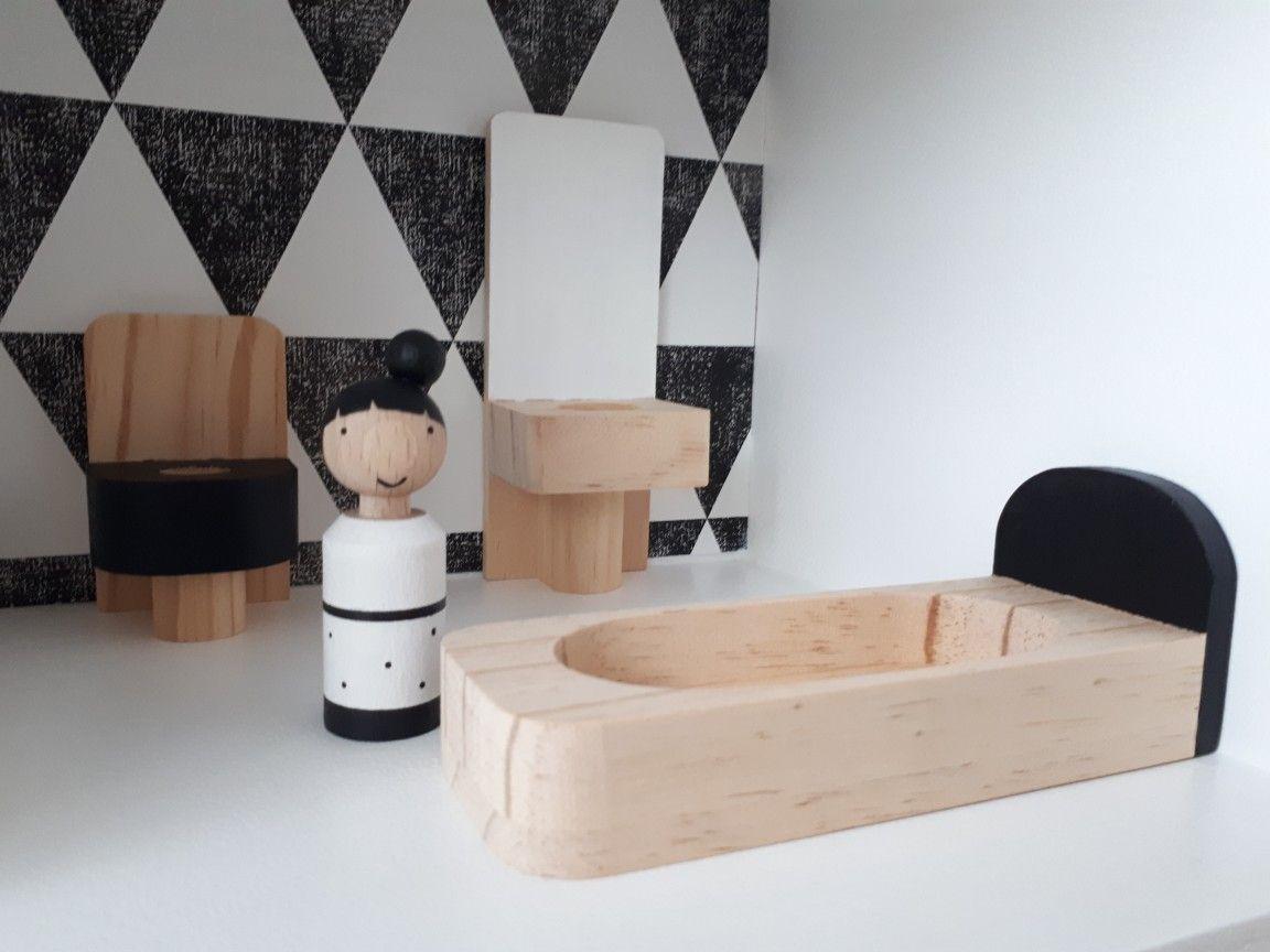 Badkamer Voor Poppenhuis : Project poppenhuis opknappen stefanie jansen