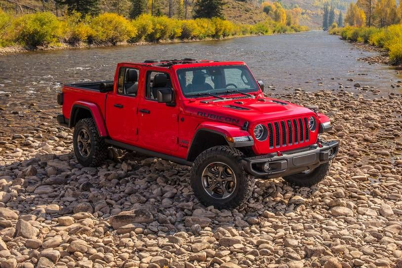 Save more and read reviews on the 2020 Jeep Gladiator